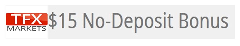 $15 NO DEPOSIT FOREX BONUS